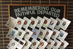 11 01 Bulletin Board Faithful Departed
