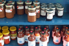 country store jams sauces